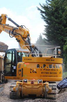 Road-Rail Excavator Cranes